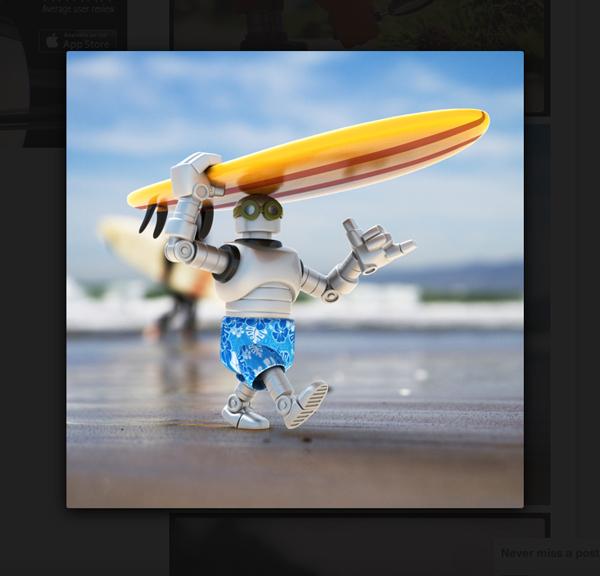 Summer-robot-steve-talkowski