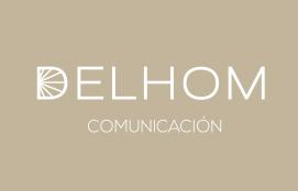 Delhom comunicacion logo